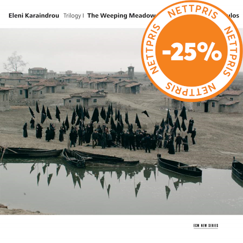The Weeping Meadow (CD)