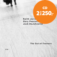 Produktbilde for The Out-Of-Towners (CD)