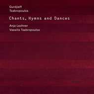 Produktbilde for Chants, Hymns And Dances (CD)