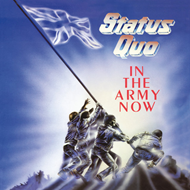 Produktbilde for In The Army Now (Remastered) (CD)