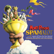 Produktbilde for Monty Python's Spamalot (CD)