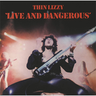 Produktbilde for Live And Dangerous (VINYL - 2LP)