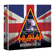 Produktbilde for Def Leppard - Hysteria At The O2 (DVD + 2CD)