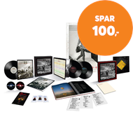 Produktbilde for Permanent Waves - 40th Anniversary Edition - Super Deluxe (VINYL - 3LP + 2CD + Book + Various Fan Collectibles)