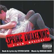 Produktbilde for Spring Awakeing (USA-import) (CD)