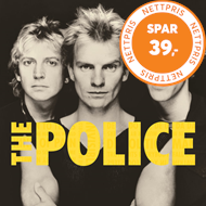 Produktbilde for The Police - Best Of (2CD)