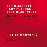 Produktbilde for My Foolish Heart - Live At Montreux (2CD)