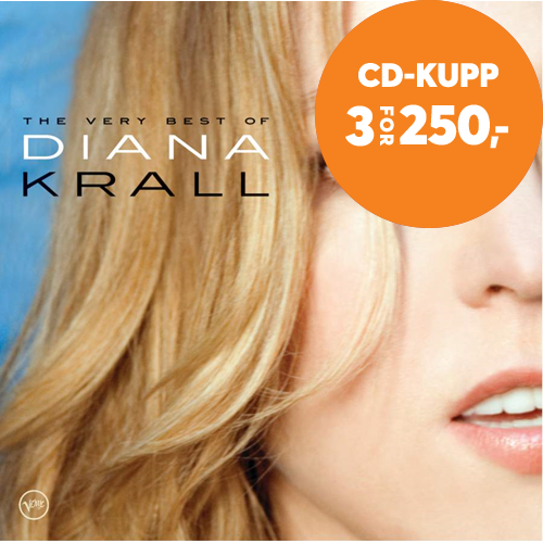 The Very Best Of Diana Krall (CD)