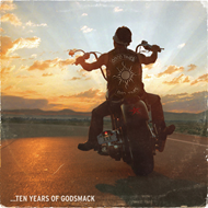 Produktbilde for Good Times Bad Times - Ten Years Of Godsmack (m/DVD) (USA-import) (CD)