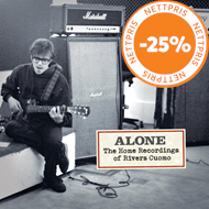 Produktbilde for Alone - The Home Recordings Of Rivers Cuomo (USA-import) (CD)