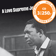 Produktbilde for A Love Supreme (CD)