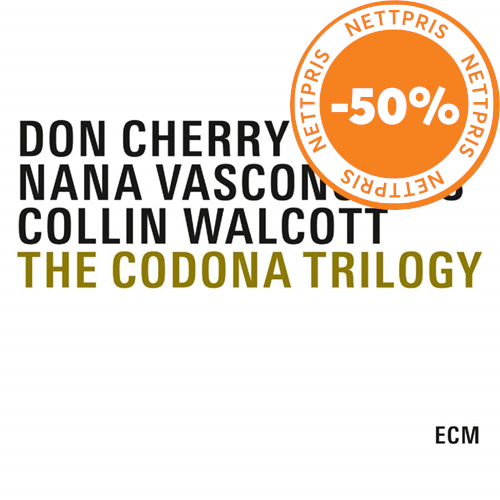 The Codona Trilogy (3CD)