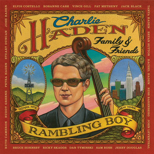 Charlie Haden Family & Friends - Rambling Boy (USA-import) (CD)