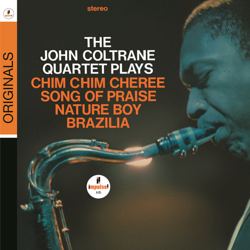 The John Coltrane Quartet Plays (UK-import) (CD)