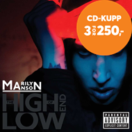Produktbilde for The High End Of Low (CD)