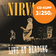 Produktbilde for Live At Reading (CD)