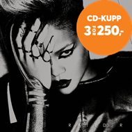 Produktbilde for Rated R (CD)