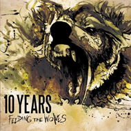 Produktbilde for Feeding The Wolves - Deluxe Edition (USA-import) (CD)