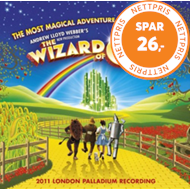 Produktbilde for The Wizard Of Oz - Andrew Lloyd Webber's New Production (UK-import) (CD)