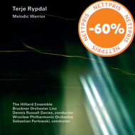 Produktbilde for Terje Rypdal - Melodic Warrior/Waterfalls (CD)