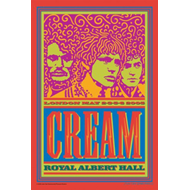 Produktbilde for Cream - Royal Albert Hall May 2-3-4-5-6 2005 (DVD)