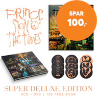 Produktbilde for Sign 'O' The Times (Remastered) - Limited Super Deluxe Edition (8CD + DVD + BOK)