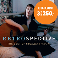 Produktbilde for Retrospective: The Best Of Suzanne Vega (CD)