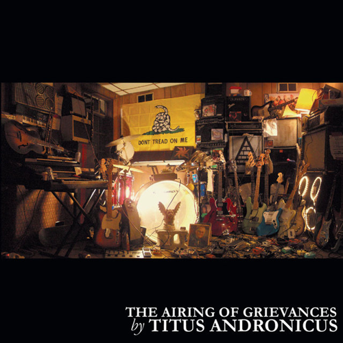 The Airing Of Grievances (USA-import) (CD)