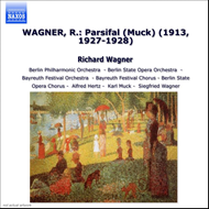 Produktbilde for Wagner: Parsifal - Excerpts (CD)