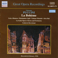 Produktbilde for Puccini: Bohème La (UK-import) (CD)