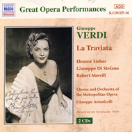 Produktbilde for Verdi: La Traviata (CD)
