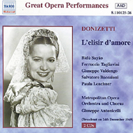 Produktbilde for Donizetti: L'Elisir d'amore (CD)