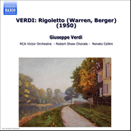 Produktbilde for Verdi: Rigoletto (CD)