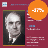Produktbilde for Sibelius: Symphony No 7 (CD)