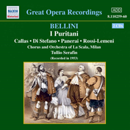 Produktbilde for Bellini: (I) Puritani (CD)