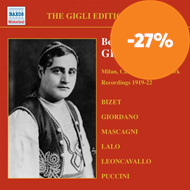Produktbilde for Beniamino Gigli, Vol 2 (CD)