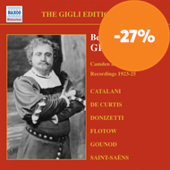 Produktbilde for Gigli Edition, Vol 3 (CD)