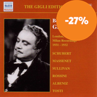 Produktbilde for Baniamino Gigli - Gigli Edition Vol 7 (CD)