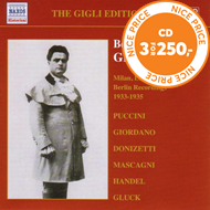 Produktbilde for The Gigli Edition, Vol 8 (CD)