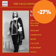 Produktbilde for The Gigli Edition, Vol. 10: Milan and London Recordings 1938-1940 (CD)