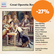 Produktbilde for Viennese Operetta Gems (CD)
