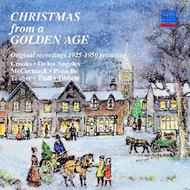 Produktbilde for Christmas from a Golden Age (CD)