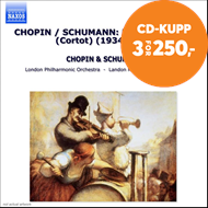 Produktbilde for Chopin; Schumann: Piano Concertos (CD)