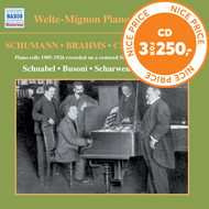 Produktbilde for The Welte-Mignon Piano Rolls,Vol 3 (CD)