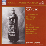 Produktbilde for Enrico Caruso, Volume 2 (CD)