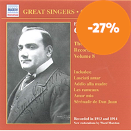 Produktbilde for Enrico Caruso - The Complete Recordings, Volume 8 (CD)