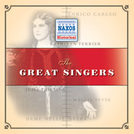Produktbilde for The Great Singers (CD)