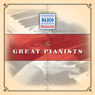 Produktbilde for The Great Pianists (CD)