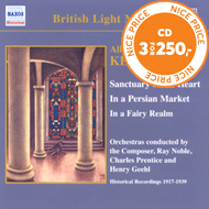 Produktbilde for Ketèlby: In a Persian Market; King Cupid; Sanctuary of the Heart (CD)
