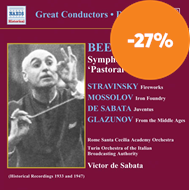 Produktbilde for Beethoven: Symphony No 6 (CD)